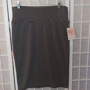NWT LuLaRoe Skirt
